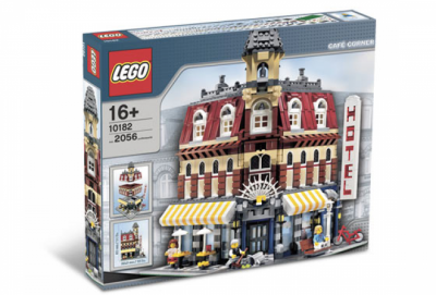 Лего 10182 Кафе на углу