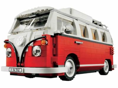 Лего 10220 Автофургон Фольксваген Т1
