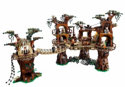 LEGO 10236 Деревня Эвоков Star Wars