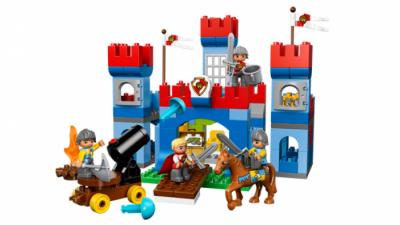 ЛЕГО 10577 королевская крепость