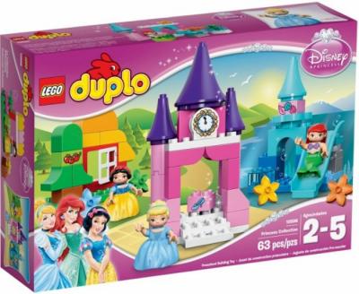 Лего 10596 принцессы коллекция