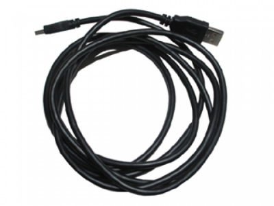 Electric, Cable USB for Mindstorms EV3, USB A-Type Male to USB Mini-b 5-Pin Male (Length 2 meters/6 Feet)