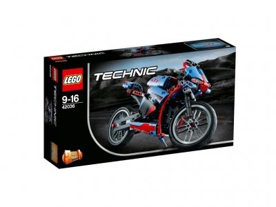 ЛЕГО 42036 Спортбайк Technic