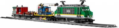 LEGO поезд 60198 Вагоны