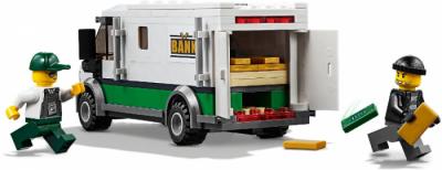 LEGO поезд 60198 - машина инкассации