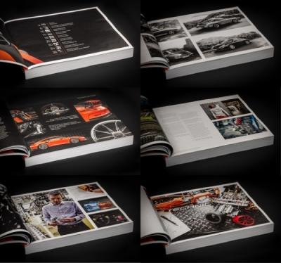 Инструкция ЛЕГО 42056 Порше 911 GT3 RS