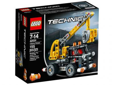 ЛЕГО 42031 Ремонтный автокран Technic
