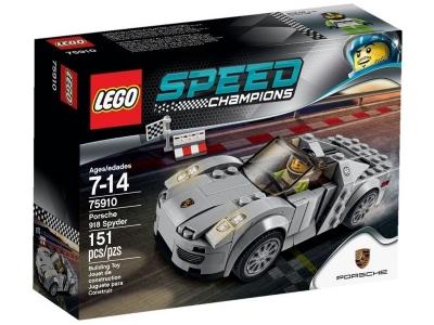 ЛЕГО 75910 Porsche 918 Spyder Speed Champions
