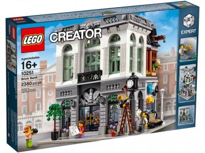 ЛЕГО 10251 Банк ЛЕГО (Brick Bank) CREATOR