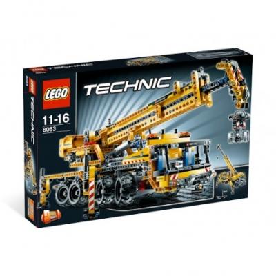ЛЕГО 8053 Передвижной Кран Technic
