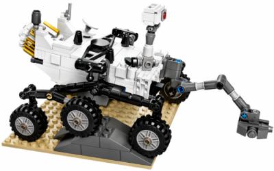 Лего 21104 Марсоход Кьюриосити