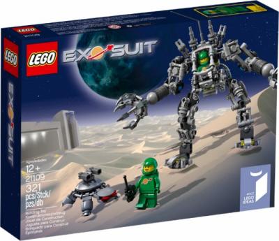 Лего 21109 Экзоскелет