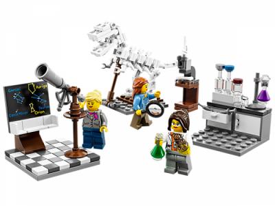 Лего 21110 Научно-исследовательский институт
