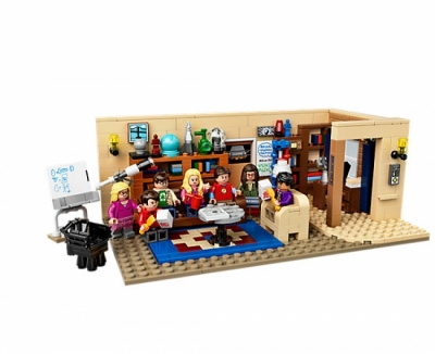 Лего 21302 Теория большого взрыва