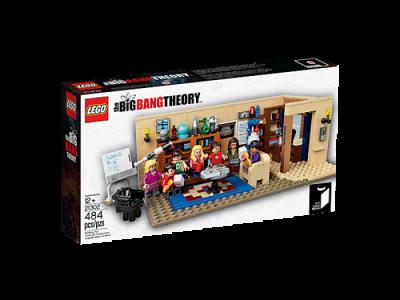 Купить конструктор LEGO LEGO Ideas (CUUSOO): 21302 The Big Bang Theory в Москве. Доставка лего по России.