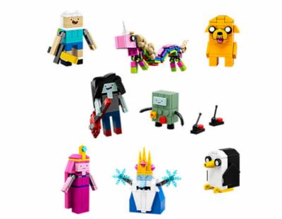 Купить конструктор LEGO Ideas (CUUSOO) Adventure Time: 21308 Adventure Time в Москве. Доставка лего по России.
