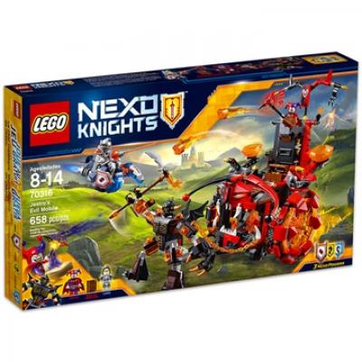 ЛЕГО 70316 Джестро-мобиль  Nexo Knights