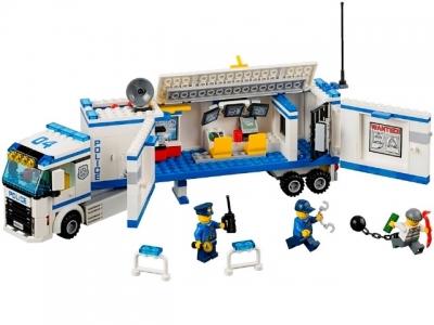 Выездной отряд полиции (Lego 60044)