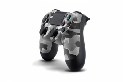 Sony Dualshock 4 Urban Camouflage V1 (Камуфляж)
