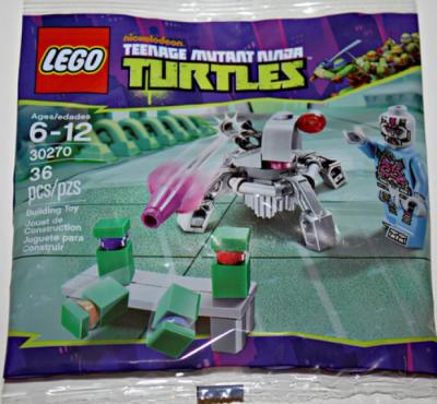 Лего 30270 Тренировка Крэнга