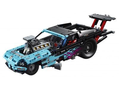 Купить конструктор LEGO Technic: Model: Race: 42050 Drag Racer в Москве. Доставка лего по России.