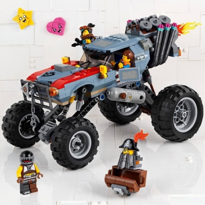 Лего 70829 Спасательный Багги Эммета и Люси