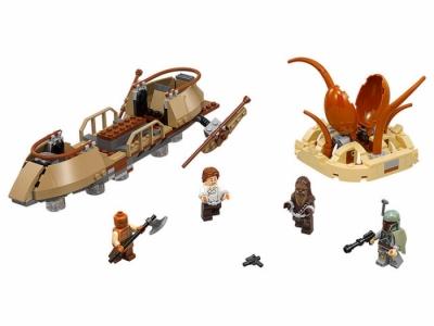 Лего 75174 пустынный скиф