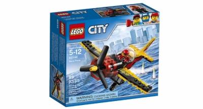 Гоночный самолет (Lego 60144)