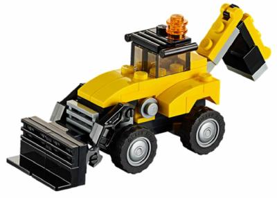 ЛЕГО 31041 строительная техника