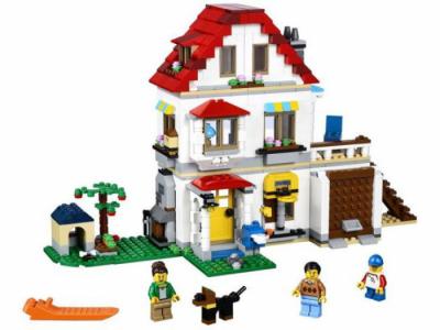 Лего 31069 Modular Family Villa