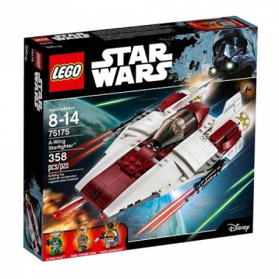 Купить конструктор Купить конструктор LEGO 75175 A-wing Starfighter  в Москве. Доставка по России. 2017 год