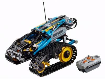 Лего 42095 : Дистанционно управляемый Stunt Racer