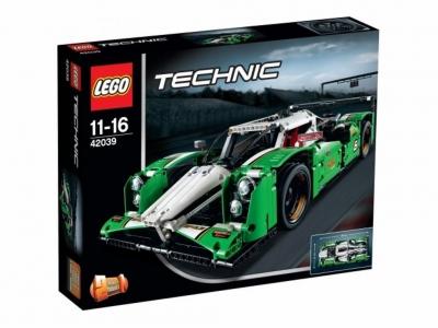 ЛЕГО 42039 Гоночный автомобиль Technic