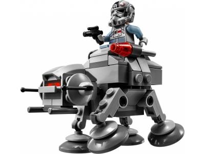 ЛЕГО 75075 Шагающий робот AT-AT Star Wars