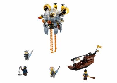 Лего 70610 Летающая подводная лодка
