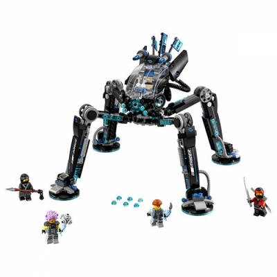 Лего 70611 Аква робот
