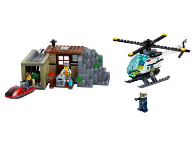 Остров бандитов (Lego 60131)