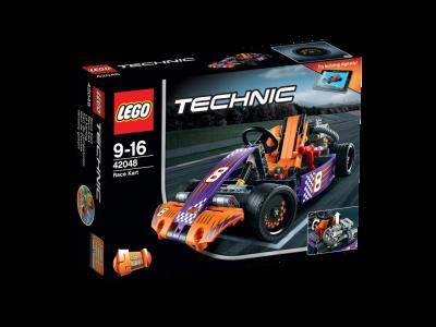 ЛЕГО 42048 Гоночный карт Technic