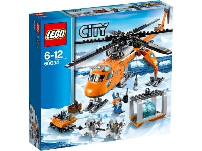 ЛЕГО 60034 Арктический вертолё City