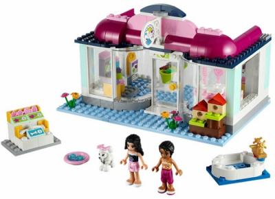 Лего 41007 СПА-салон для питомцев