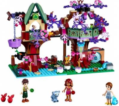 Лего 41075  Дерево эльфов