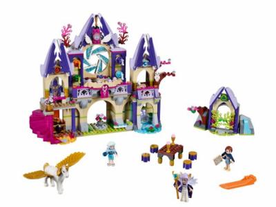 Lego 41078 Небесный замок Скайры