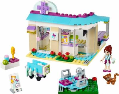 Конструктор LEGO Friends 41085 Ветеринарная клиника