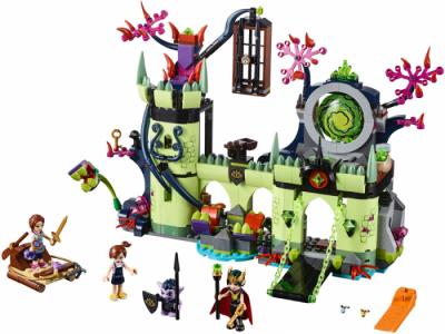 Лего 41188 Побег из крепости Короля гоблинов