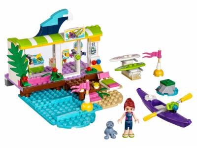 Лего 41315 Магазин для серфингистов Хартлейк сити