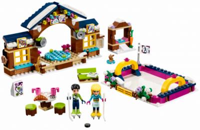 Лего 41322 Горнолыжный курорт: Каток
