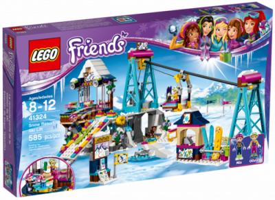 Лего 41324 Горнолыжный курорт: Подъемник