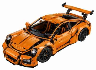 ЛЕГО Technic 42056 Порше 911 GT3 RS