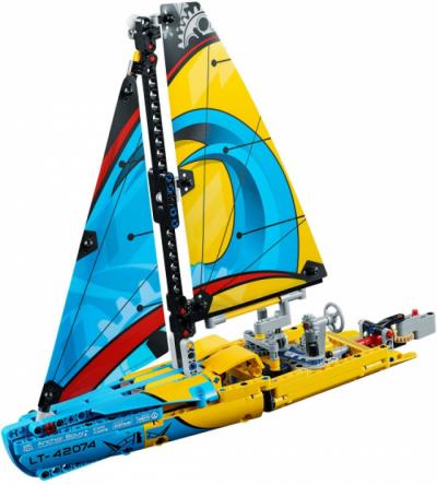 ЛЕГО 42074 Яхта для гонок
