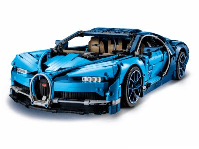 купить Лего 42083 Bugatti Chiron